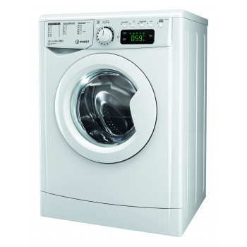 LAVADORA 8KG.1200RPM.CLASE.A++ INDESIT EWE 81252 W EU DISPLAY DIGITAL GRANDE